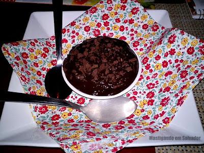 Alfafa Café e Bistrô: Torta Doce Empratada