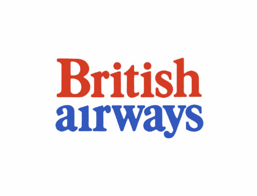 british airways logo old