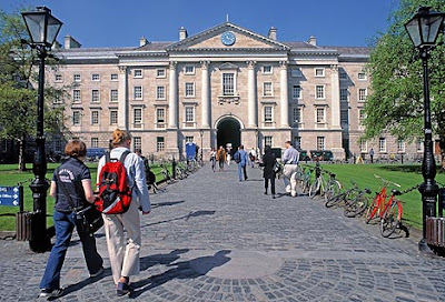 Irish-American high school students: Why not do your degree in Ireland?