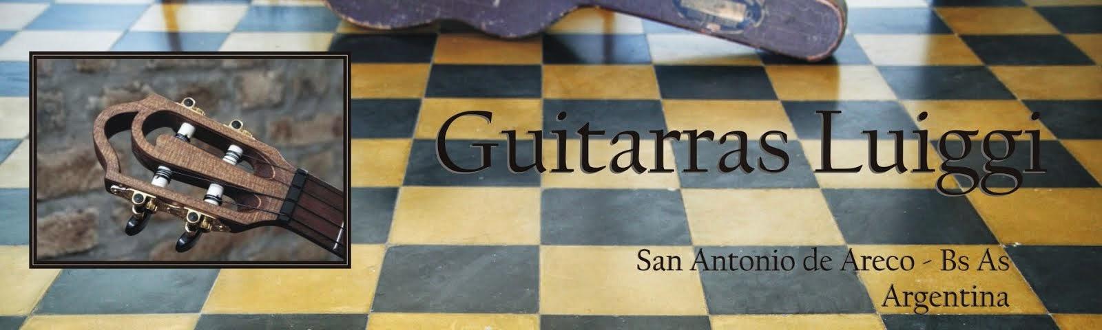 Guitarras Luiggi