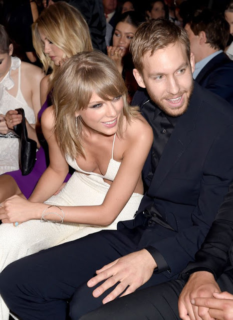 Taylor Swift with her Boy Friend - 2012
