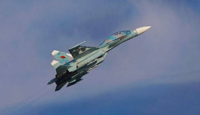 Su-27UBM Flanker