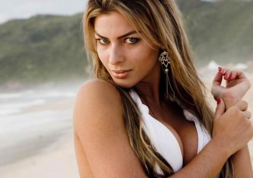 Hairy Armed Women Appreciation Society: BRAZIL'S BROOKLYN DECKER