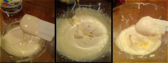 Tiramisù cream, yolks, sugar and mascarpone cheese