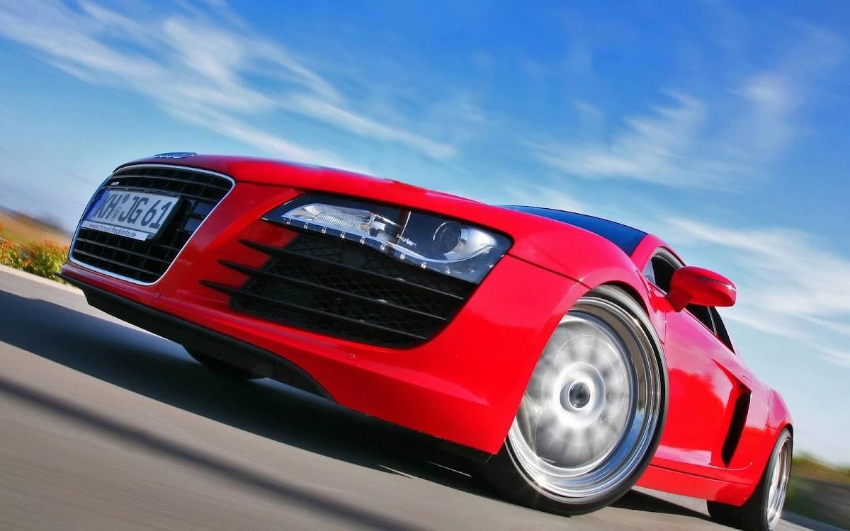 Sports Car Widescreen HD Wallpaper 10