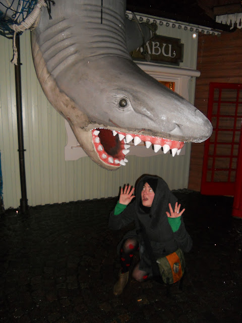 amusement park shark europe