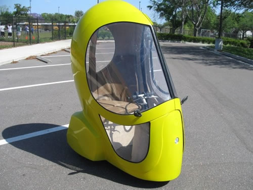 Xing Fu Futuristic Mobility Scooter