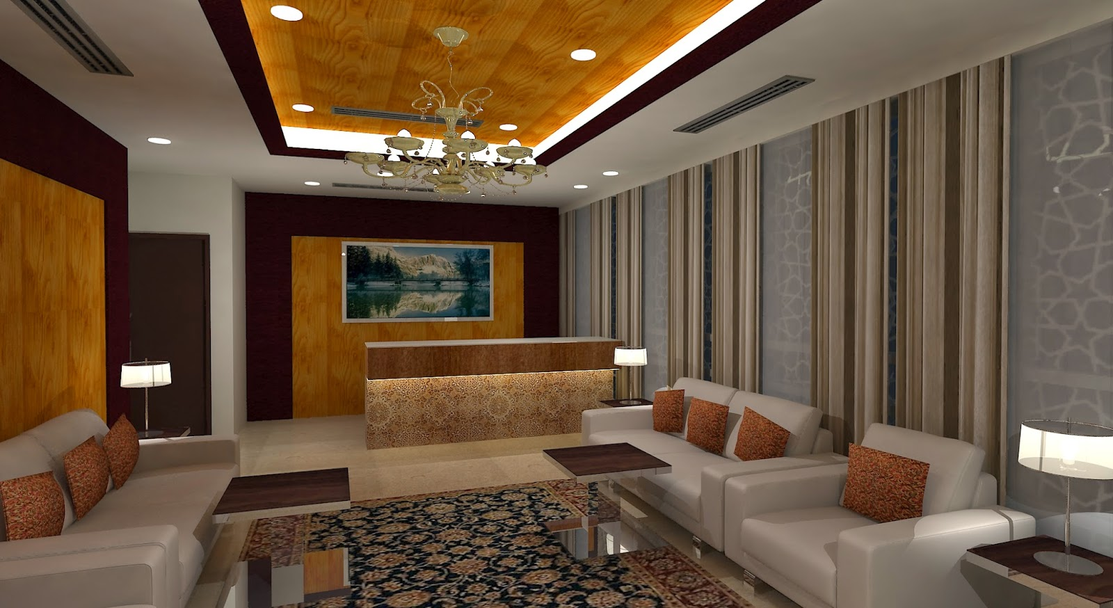 Gurooji Design New Office Design In Dubai