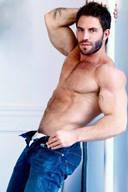 Gay Stars Go Shirtless