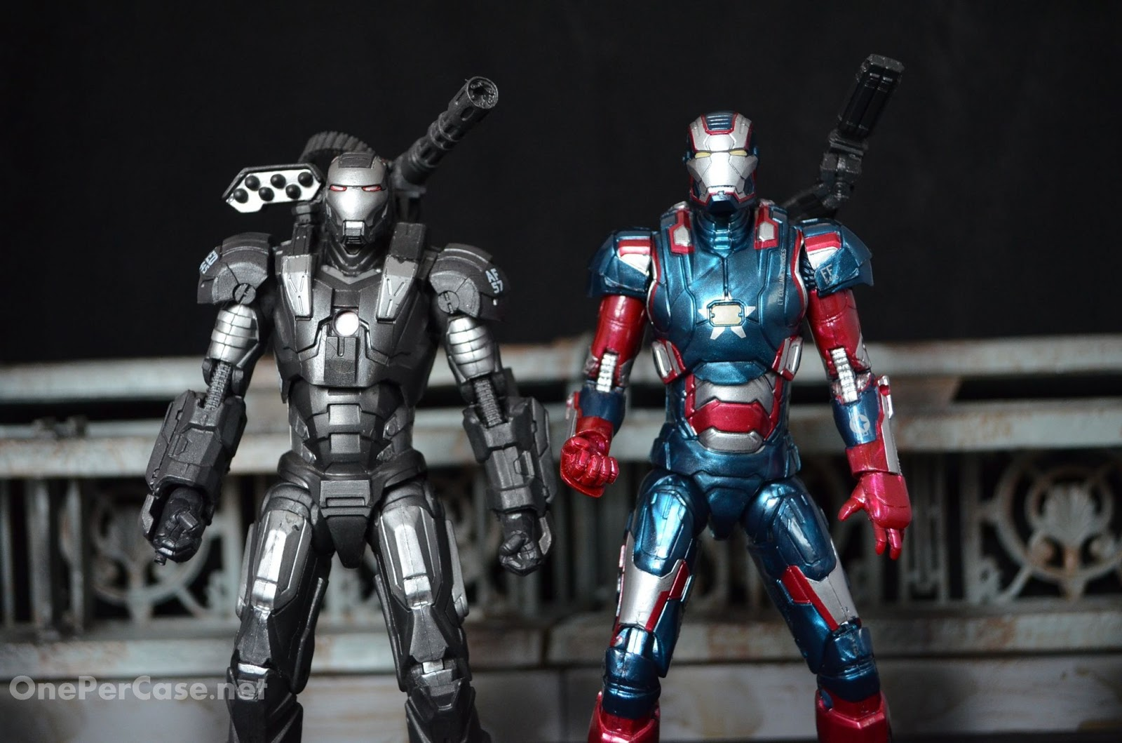war machine vs iron patriot