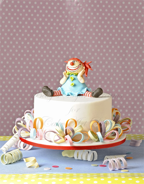 Zeitschrift Cake Art : Betty?s Sugardreams - Blog: Karneval