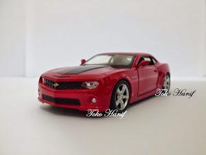 Camaro Merah