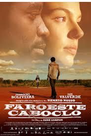 """Poster do filme """"Faroeste Caboclo"""""""