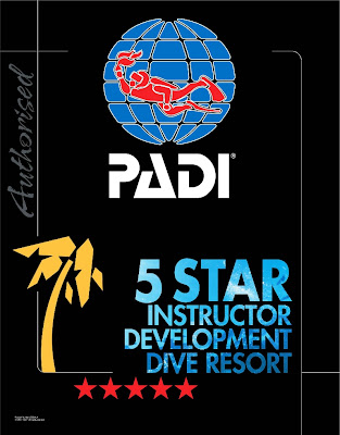 PADI 5* Instructor Development Dive Resort Haad Yao Divers on Koh Phangan, Thailand