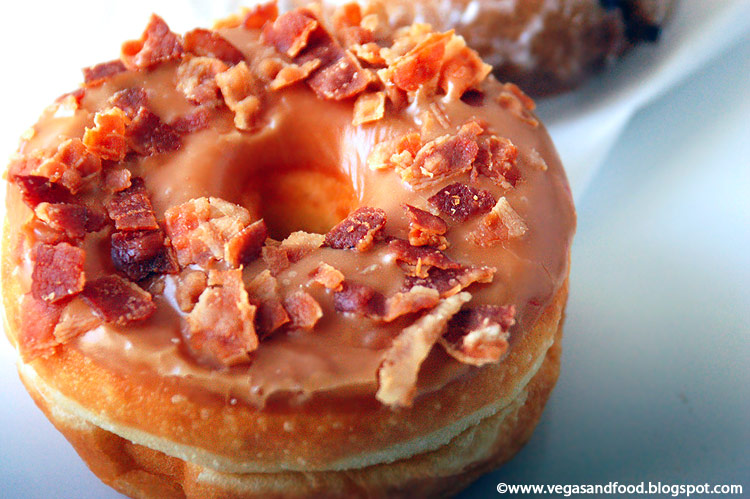Bacon Doughnuts Recipe — Dishmaps