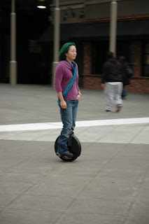 Solo-wheel, anothe crazy onewheeler that is greener, invention.. - TheSolowheel 2