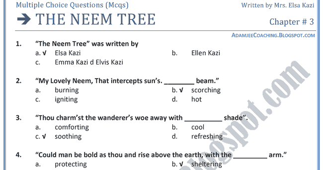 short essay on neem tree Information about the neem tree also called the wonder tree and its various uses wwworganeemcom.