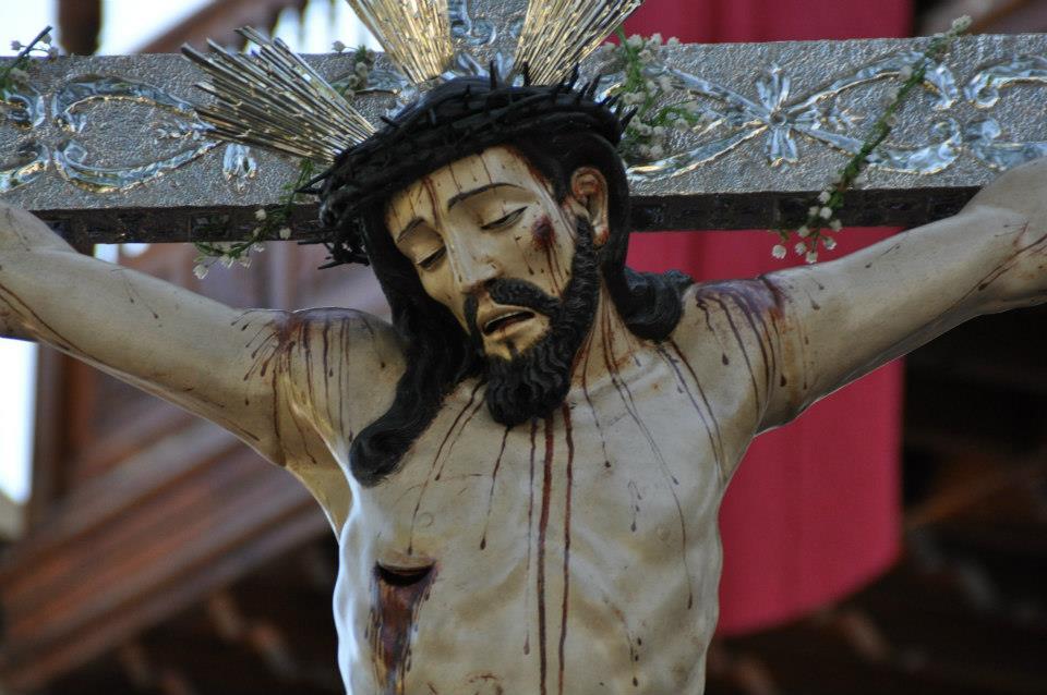 LA PASSION CORPORELLE DE JÉSUS (Pierre BARBET) Cristo+del+Calvario