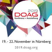 DOAG 2019 Konferenz + Ausstellung