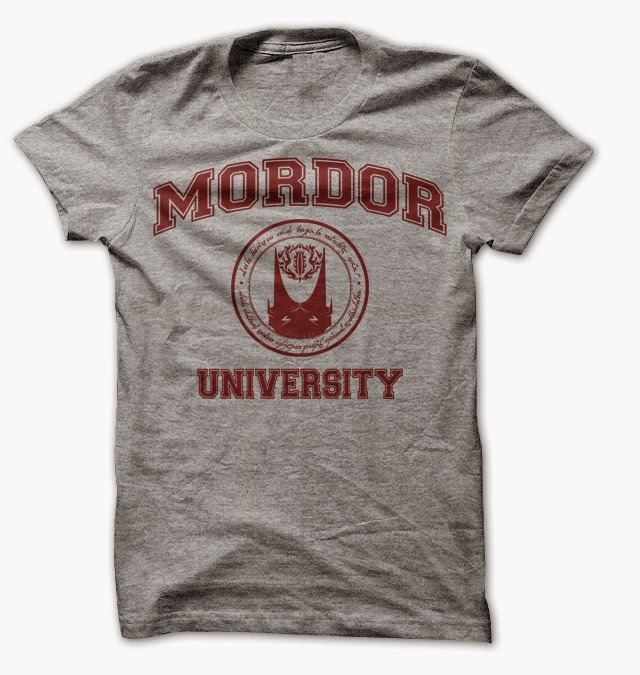 mordor One does not simply graduate.
