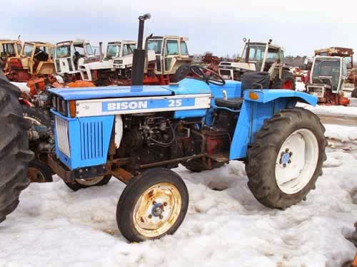 Tractor Salvage Yards : All states ag parts news tractor salvage update