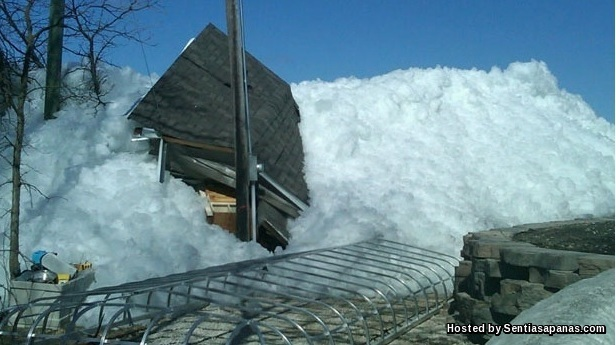 Ice Shove, Mille Lacs, Minnesota [2]