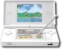 Nintendo ds lite branco