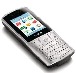 Philips Xenium X130 Non Camera GPRS Phone With Dual Sim.