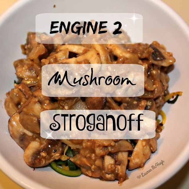 Engine 2 Recipe