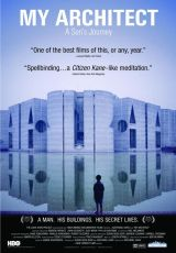 "Carátula del DVD: ""Louis I. Kahn, mi arquitecto"""