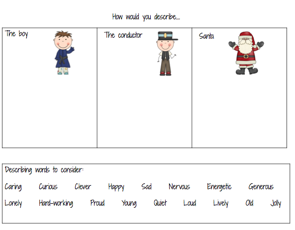 ... Polar Express Activities besides Polar Express Sequencing Activity. on