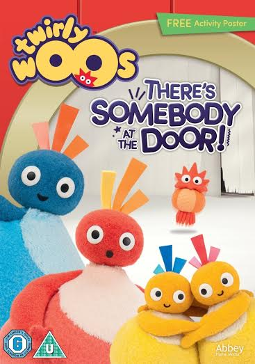 Twirlywoos – There's Somebody at the Door DVD Collection