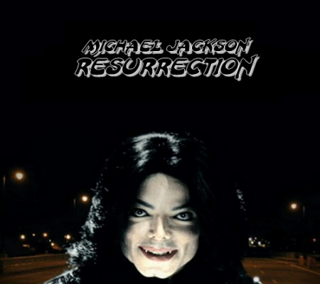 capa Michael Jackson – Resurrection – 2013