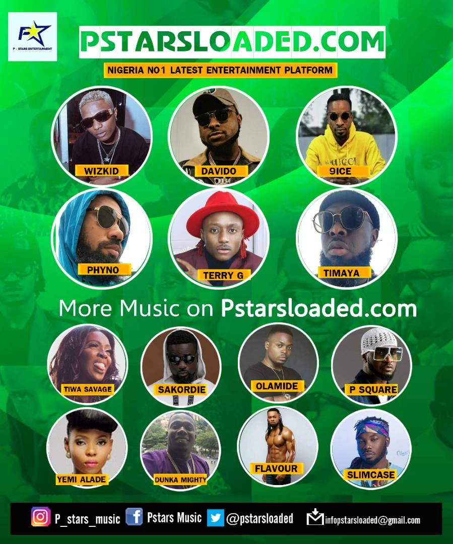 Nigeria No1 Entertainment Website For Music/Video/Mixtape Promoting Call/Whatsapp ;- +2348147481151