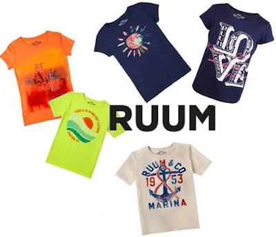 RUUM tee shirt review and giveaway by Bonggamom