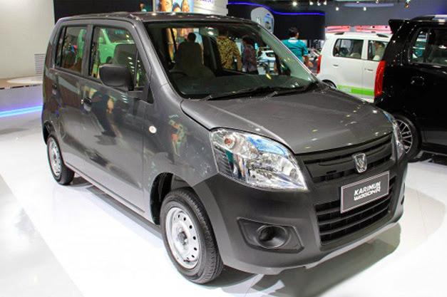 Galeri Foto Suzuki Karimun Wagon R Indonesia title=