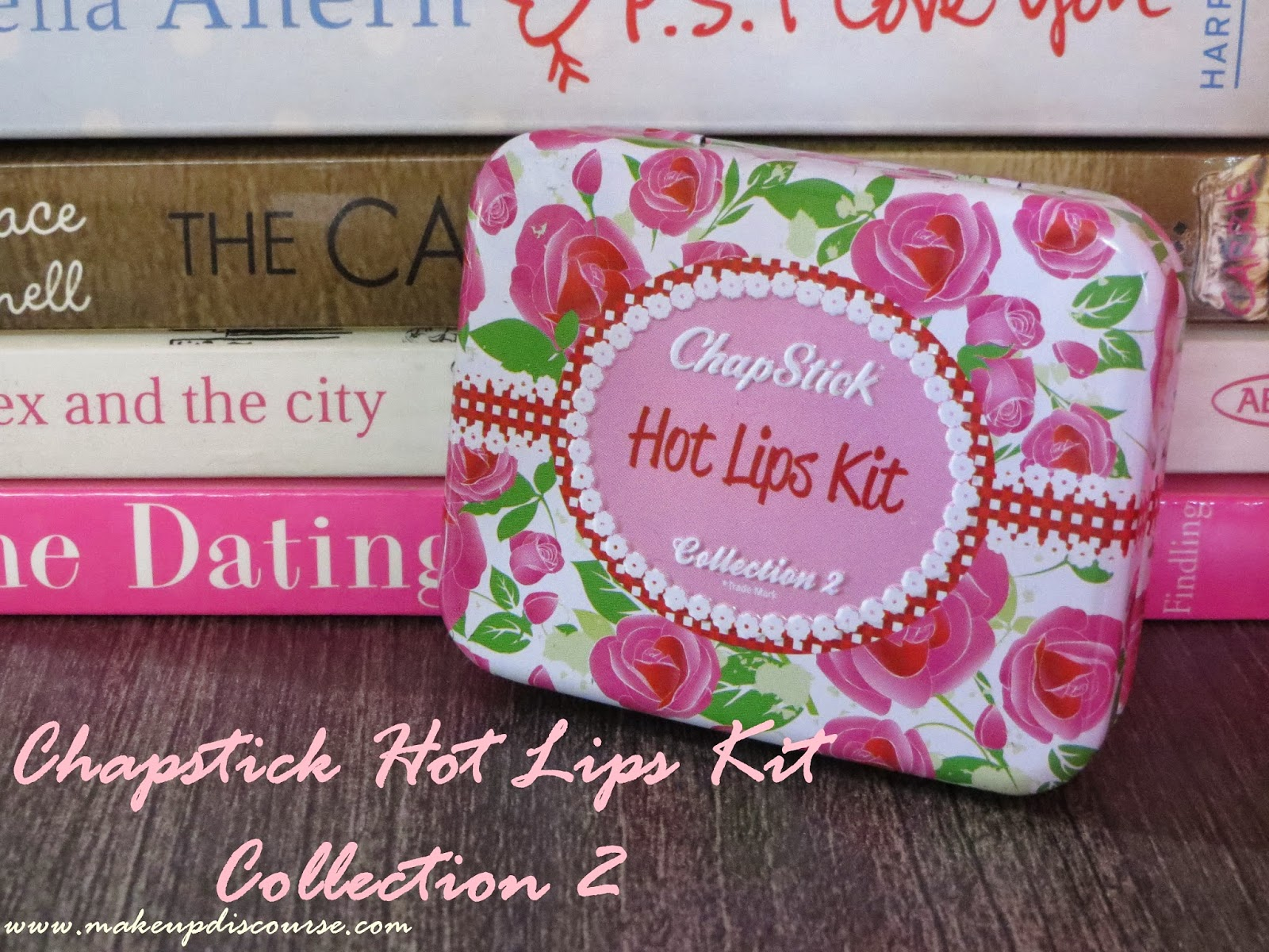 Chapstick Hot Lips Kit Collection 2 in India
