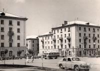 Новокуйбышевск. Старые фотографии
