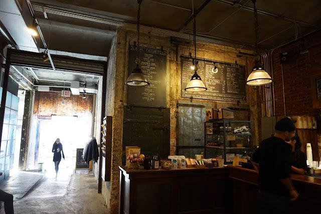 Grace DeMorgan Sydney Australian playwright tour guide to chelsea in new york city jack's stir brew coffee rag & bone
