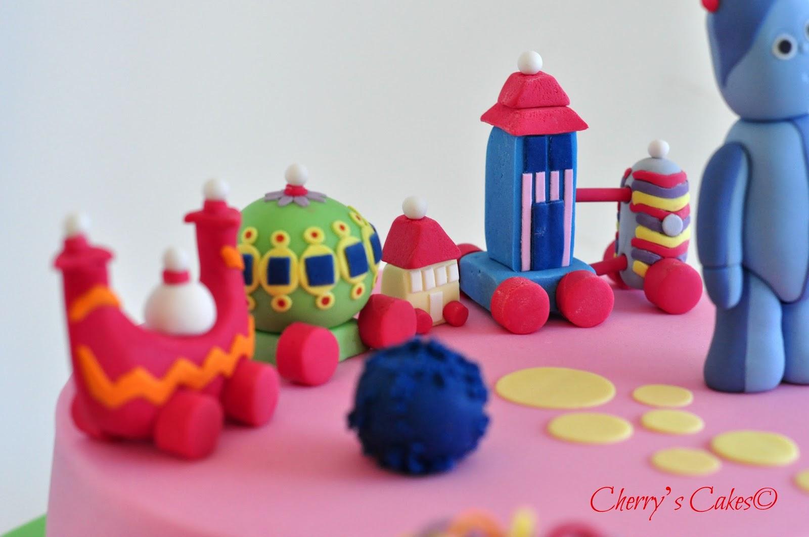 Ninky Nonk Cake Topper