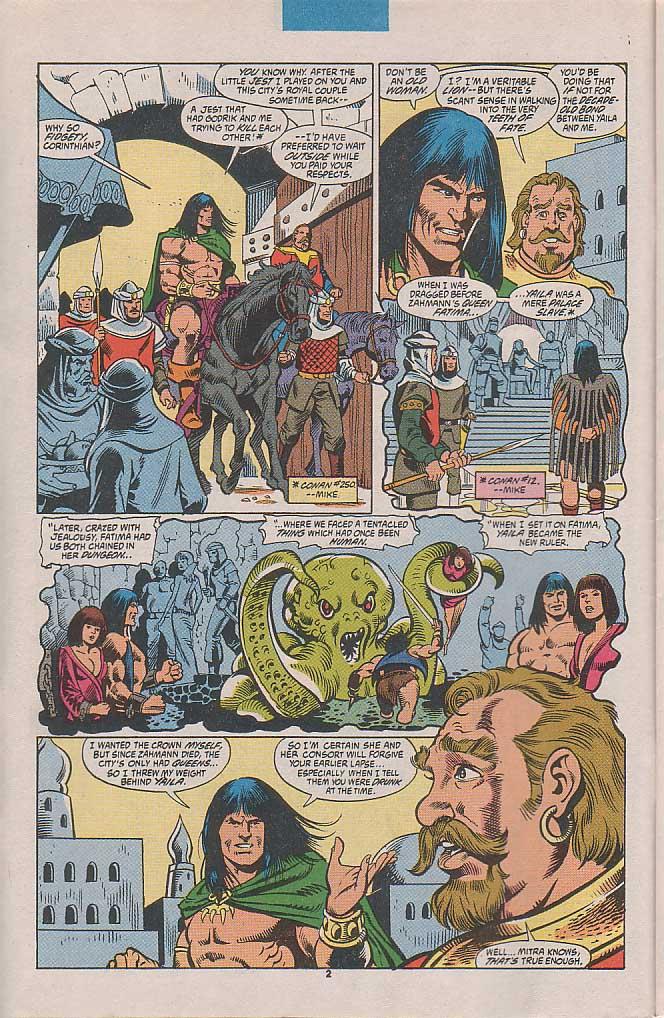 Conan the Barbarian (1970) Issue #253 #265 - English 3