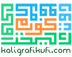 Kaligrafi Kufi Murabba'