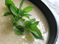 pear soup
