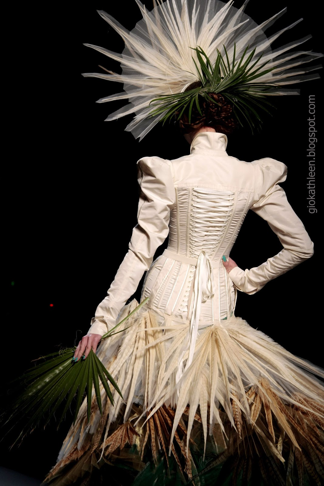 Close Up: Jean Paul Gaultier SPRING/SUMMER 2010 COUTURE