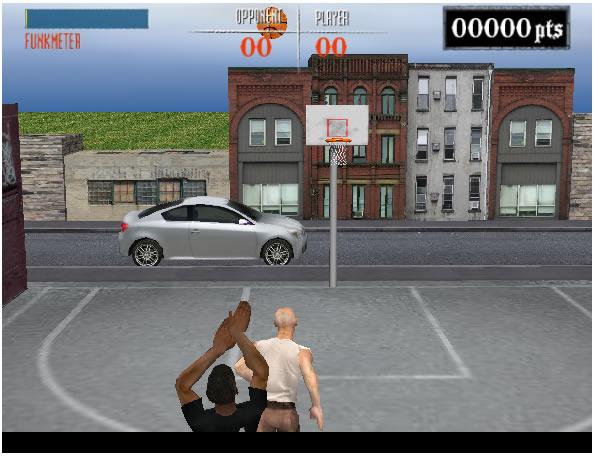 Ball Game : Streetball Showdown
