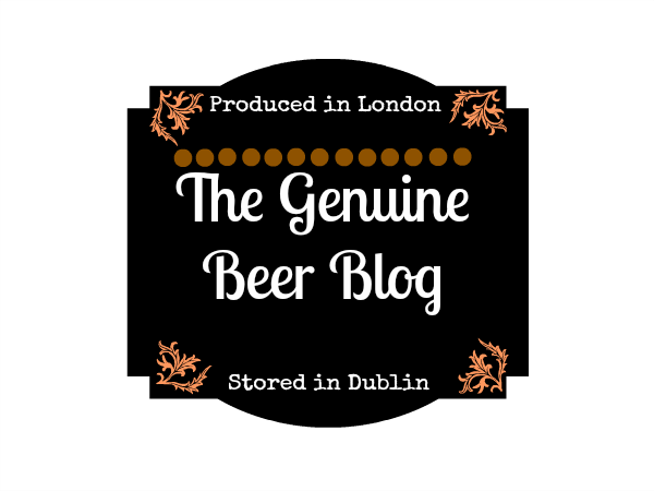 The Genuine Beer Blog