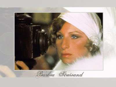 American Actress Barbra Streisand Wallpaper