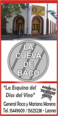 EP: La Cueva de Baco