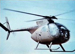 Cayuse OH-6