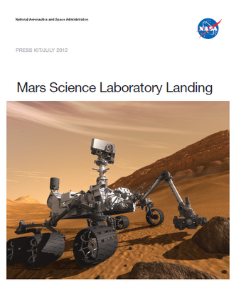 NASA MSL Press Kit
